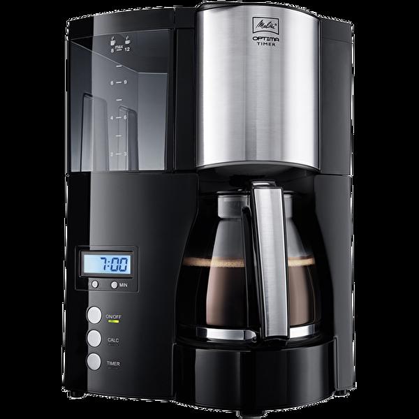 Melitta Optima Timer Zaman Ayarlı Filtre Kahve Makinesi