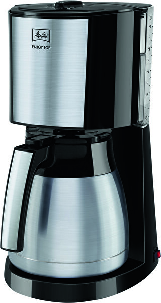 Melitta Enjoy Top Therm Termoslu Siyah Filtre Kahve Makinesi