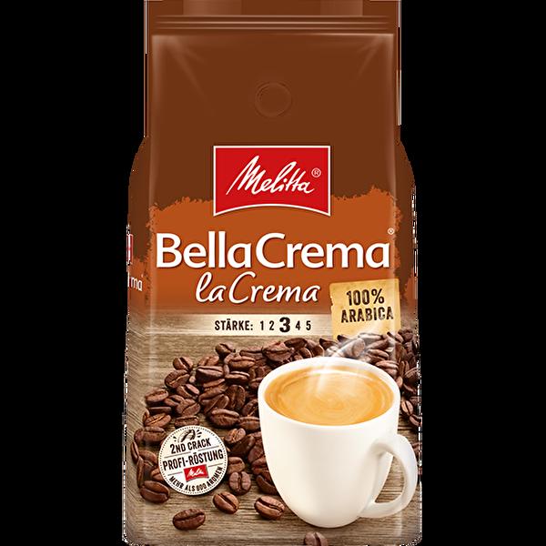 Melitta BellaCrema Lacrema 1000 Gr