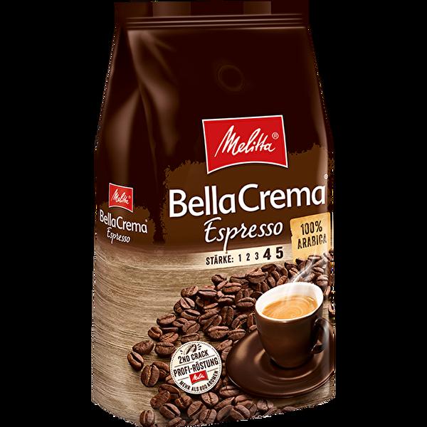 Melitta Bellacrema Espresso 1000 Gr
