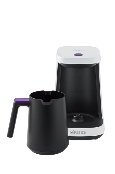 Altus AL 797 B Beyaz Türk Kahve Makinesi