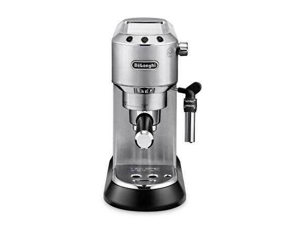 Delonghi Dedica EC 685. Espresso Ve Cappuccino Makinesi Inox