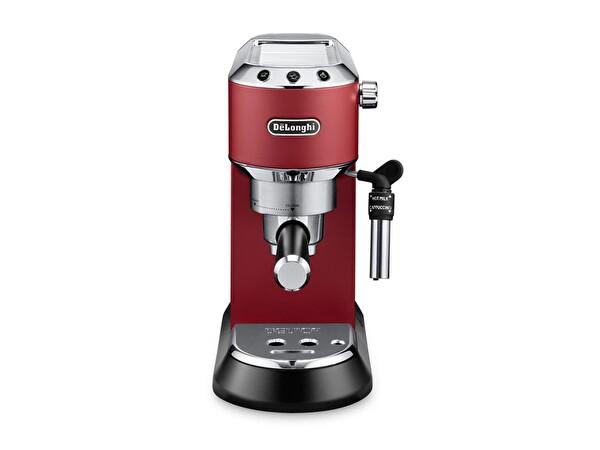 Delonghi EC 685.R Dedica Espresso Ve Cappuccino Makinası Kırmızı