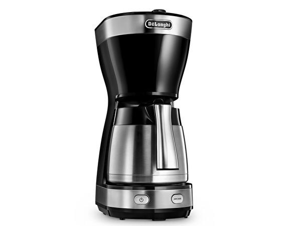 Delonghi ICM16710 Filtre Kahve Makinesi Siyah