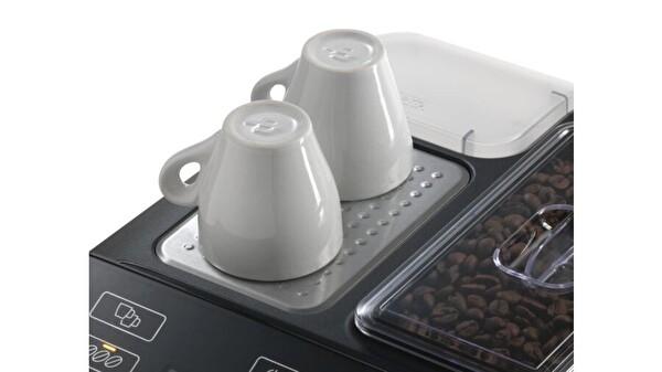 Bosch TIS30321RW 1300 W 1,4 Lt Su Tankı Tam Otomatik Gümüş/Siyah Kahve Makinesi