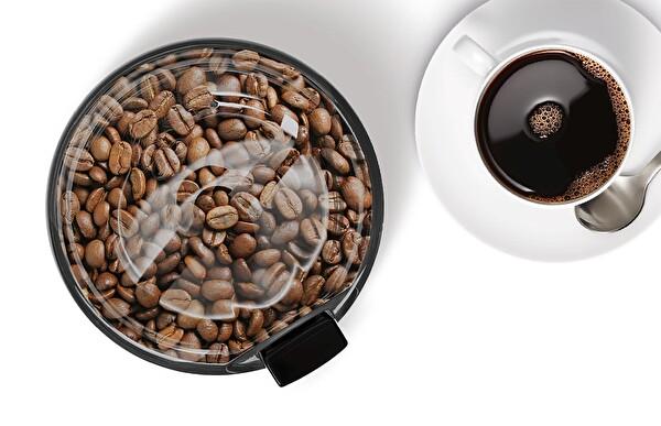 Bosch TSM6A013B 180 W Emniyet Sistemi Paslanmaz Çelik 75 gr Kapasite Kahve Değirmeni