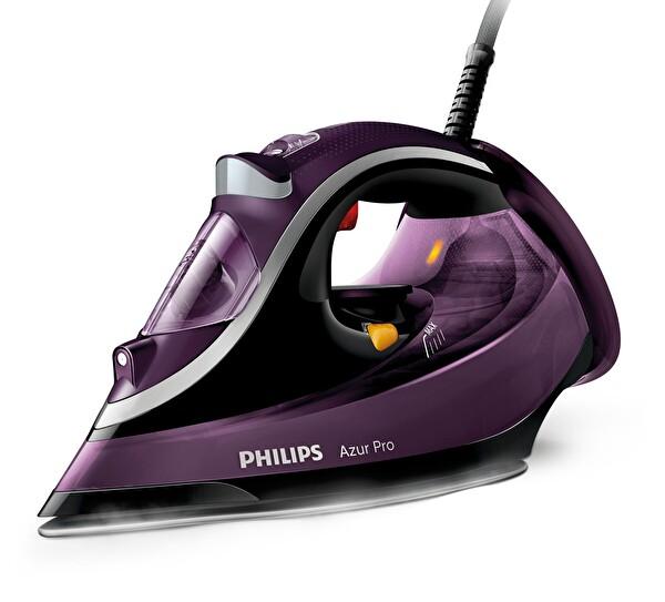 Philips Azur Pro GC4889/30 3000W Buharlı Ütü (Mor)