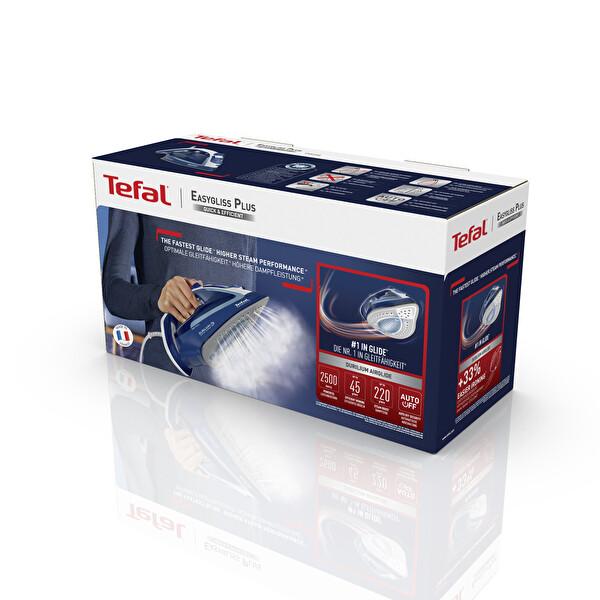 Tefal FV5735E0 Easygliss Plus Otomatik Kapanma Özellikli Buharlı El Ütüsü