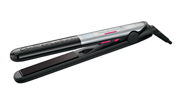 Rowenta SF4532E0 Liss & Curl  Keratin Shine Gri Saç Düzleştirici