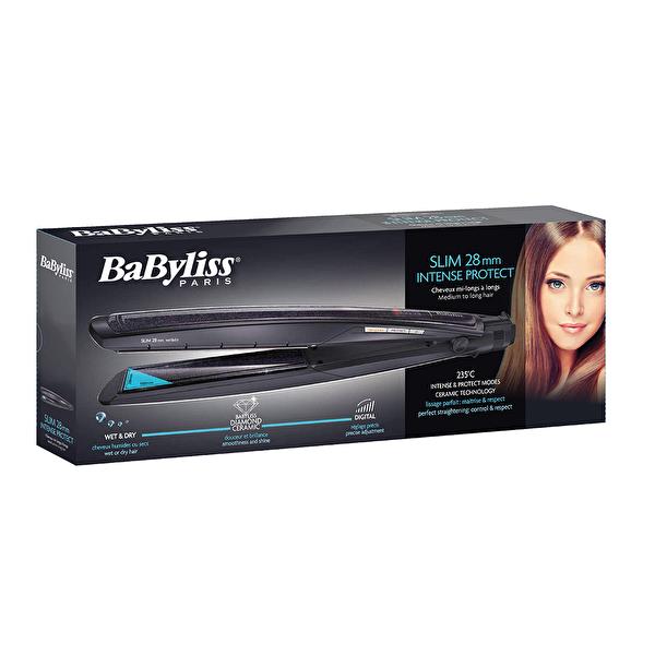 Babyliss ST327E Diamond Slim 235°C  Islak-Kuru Saç Düzleştirici