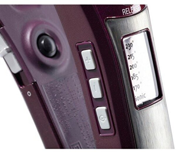 Babyliss ST395E i-Pro 230°C Buharlı Nano Teknolojili Saç Düzleştirici