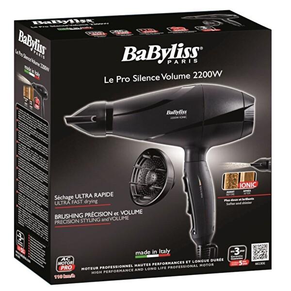 Babyliss 6613DE 2200W Saç Kurutma ve Fön Makinesi