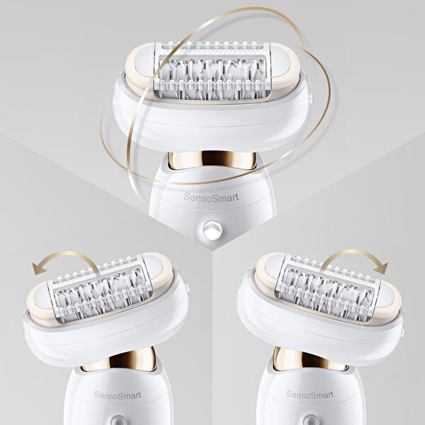 Braun Silk-Epil 9 Flex 9002 MX 100. Yıl Özel Seri Epilatör