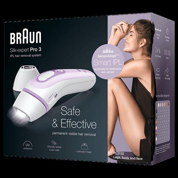Braun Silk Expert  Pro 3 PL3111 Yeni Nesil IPL Cihazı