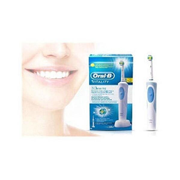 Oral-B D12 Vitality White Lux Şarjlı Diş Fırçası