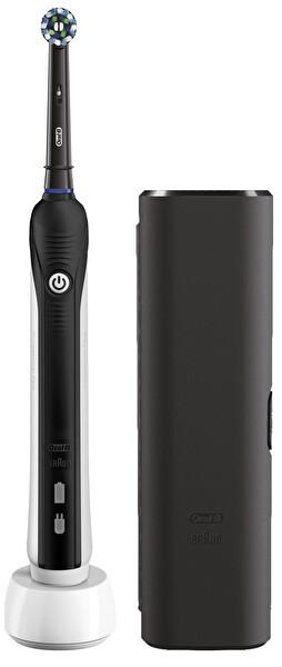 Oral-B Pro 750 Şarjlı Diş Fırçası (Siyah)