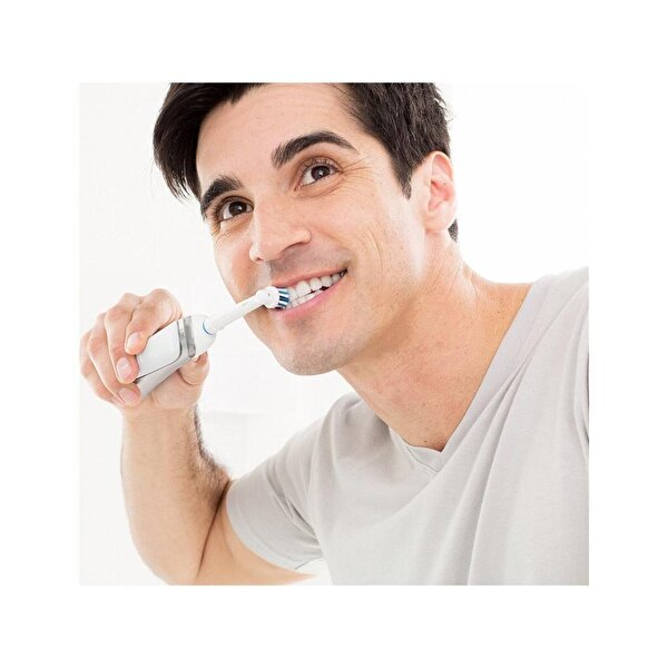 Oral-B EB20 Precision Clean 4'lü Yedek Başlık