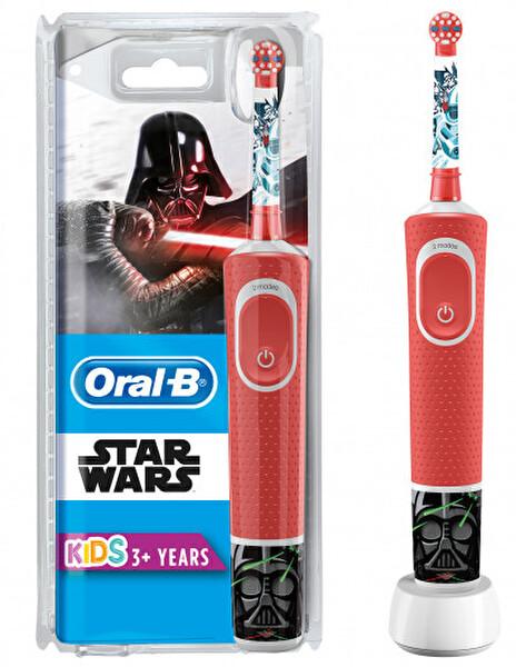 Oral-B D100 Vitality  Starwars Şarjllı Çocuk Diş Fırçası