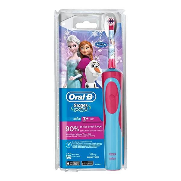 Oral-B D100 Vitality Frozen Şarjlı Diş Fırçası