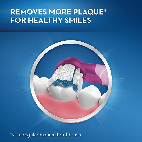 Oral-B D100 Vitality  Princess Şarjllı Çocuk Diş Fırçası
