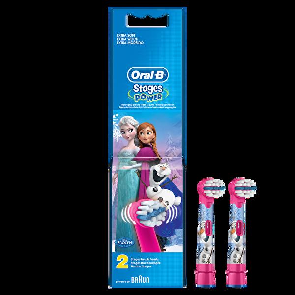 Oral-B EB10 Power Frozen 2'li Yedek Başlık