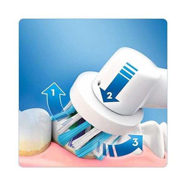 Oral-B DB04 Pilli Diş Fırçası