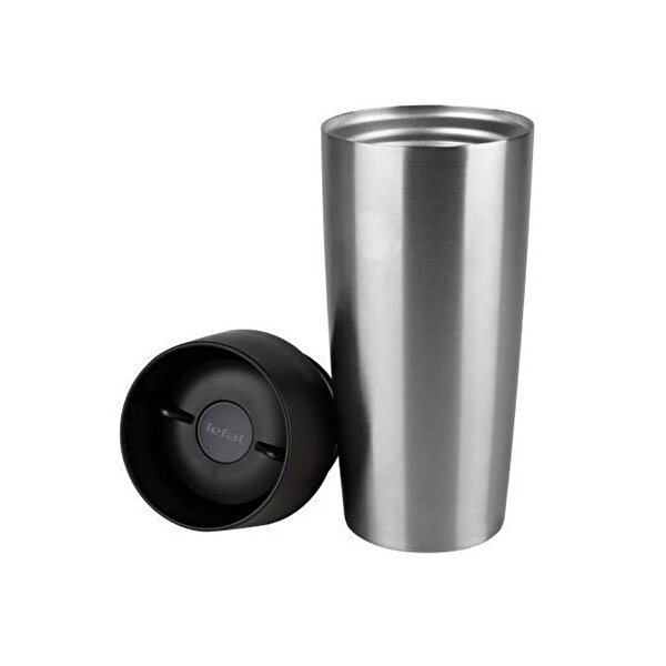 TEFAL TRAVEL MUG TERMOS METAL 0.36L