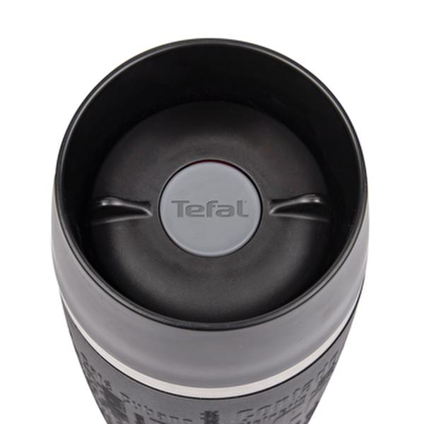 Tefal Travel Mug Siyah 0.36 lt Termos