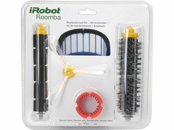 iRobot Roomba - 600 - Yenileme Seti Fırça + Filtre