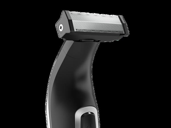 Rowenta TN6000F4  Forever Sharp Hybrid Trimmer Siyah Sakal Kesme ve Tıraş Makinesi