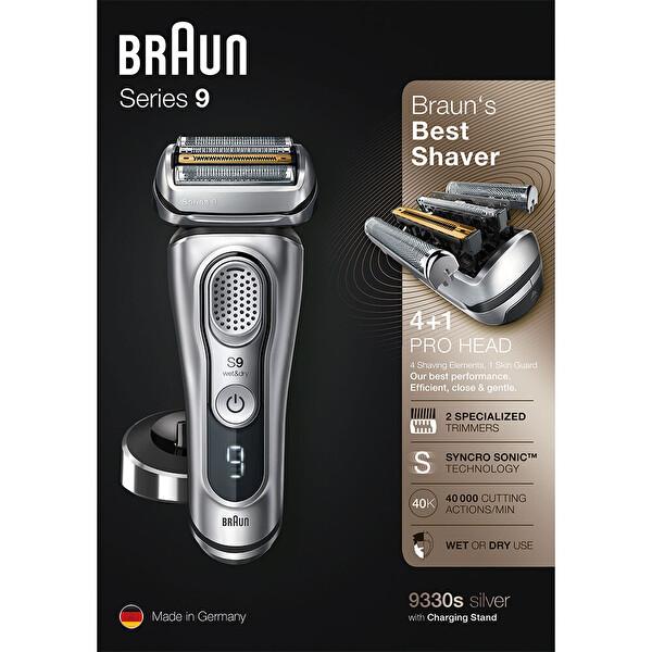 Braun 9 Serisi 9330s Tıraş Makinesi