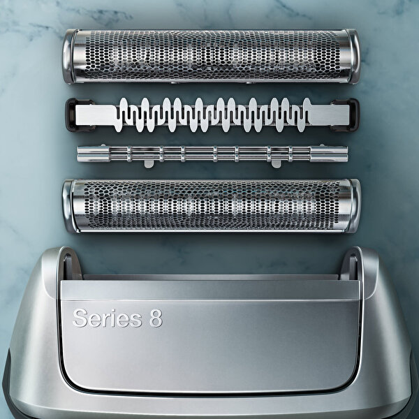 Braun 8 Serisi 8390ccTıraş Makinesi