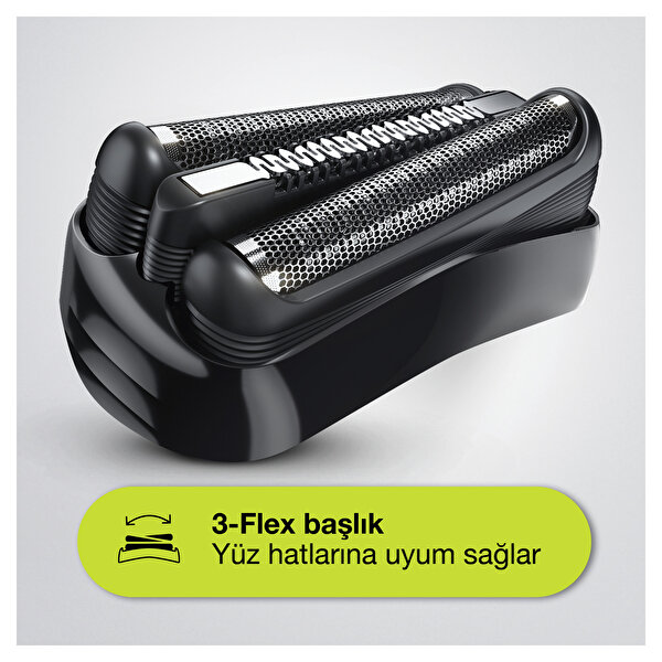 Braun 3 Serisi 310BT Tıraş Makinesi