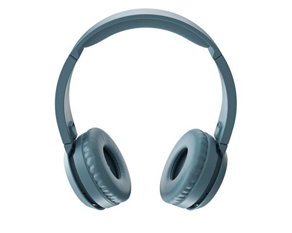 Phılıps TAH4205BL/00 Kulak Üstü Mikrofonlu Kablosuz Kulaklık Mavi