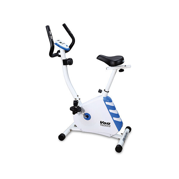 Voit Tech Fit Dikey Bisiklet Mavi