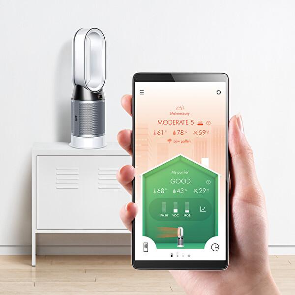 Dyson Pure Hot + Cool Hava Temizleme Fanı