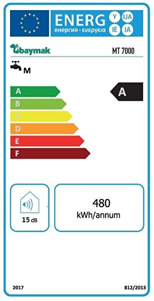 Baymak Mt 7000 Mutfak Tipi Elektrikli Ani Su Isıtıcı