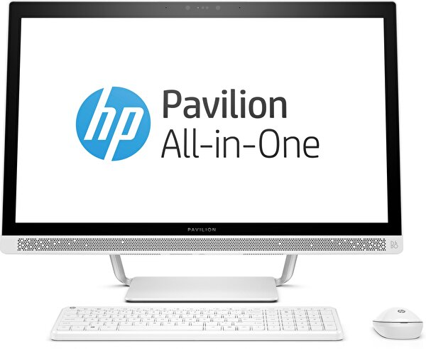 HP PAVILION 27-A200NT 1JT40EA  i7-7700T/16 GB DDR4/2TB+128GB SSD/2GB DDR5  ALL-IN-ONE BİLGİSAYAR ( OUTLET )