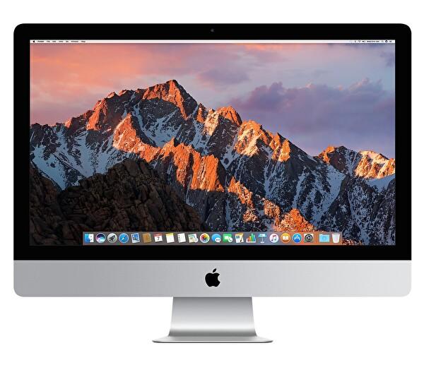 "Apple iMac Intel Core i5 8GB macOS Sierra 27"" 5K Retina All In One Bilgisayar MNED2TU/A"