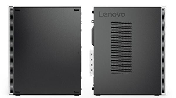 Lenovo Ideacentre 510S 90GB0097TX Intel® i5-7400 8GB 1TB 2GB GeForce GT730 Masaüstü Bilgisayar
