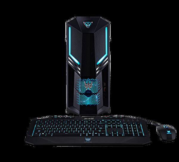 Acer Predator PO3-600 ı7-8700 1060 16gb 1TB +256SSD Masaüstü Bilgisayar