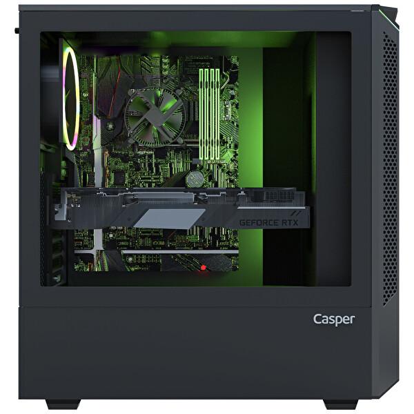 Casper Excalibur E60L Intel Core i7-970F 16 GB RAM 1 TB SSD 8GB RX570 Win 10 Pro Masaüstü Bilgisayar