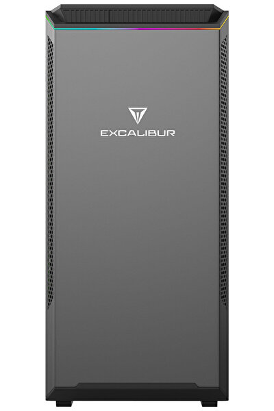 Casper Excalibur E60L.1040-BE50T-V-F Intel Core i5-10400 16 GB RAM 480 GB SSD 8 GB RX570 Siyah Desktop