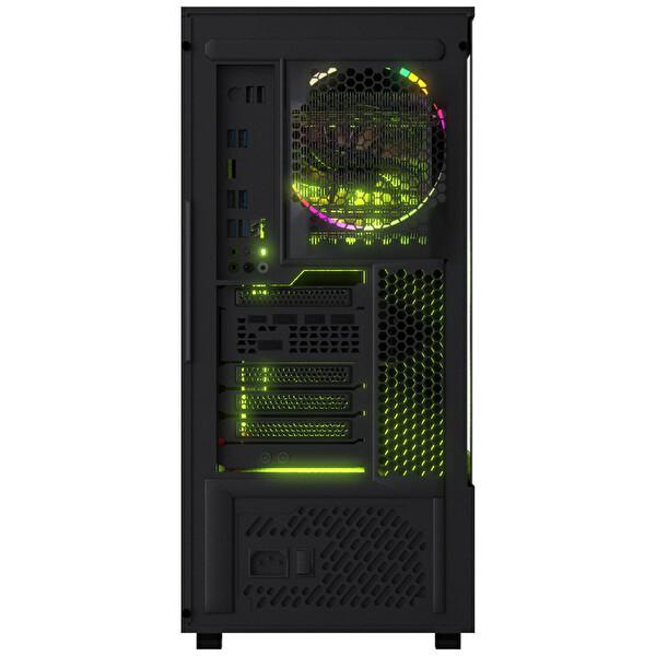 Casper Excalibur E600 Intel Core i3-9100F 16 GB RAM 1TB HDD +240 SSD 1660 SUPER Win 10 Home Siyah Desktop