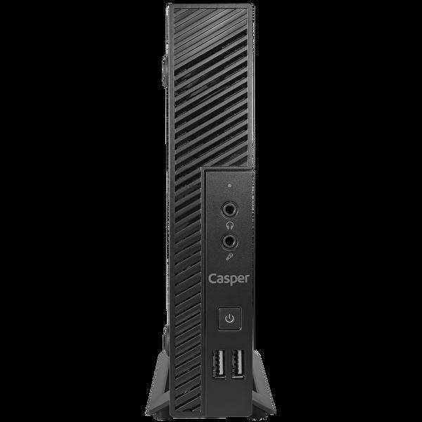 Casper Nirvana M300 Intel Core i3-10100 4 GB RAM 120 GB M.2 SSD  Win 10 Pro Siyah MiniPc