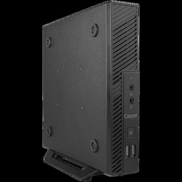 Casper Nirvana M300 Intel Core i3-10100 8 GB RAM 500 GB NVME SSD  Win 10 Pro Siyah MiniPc