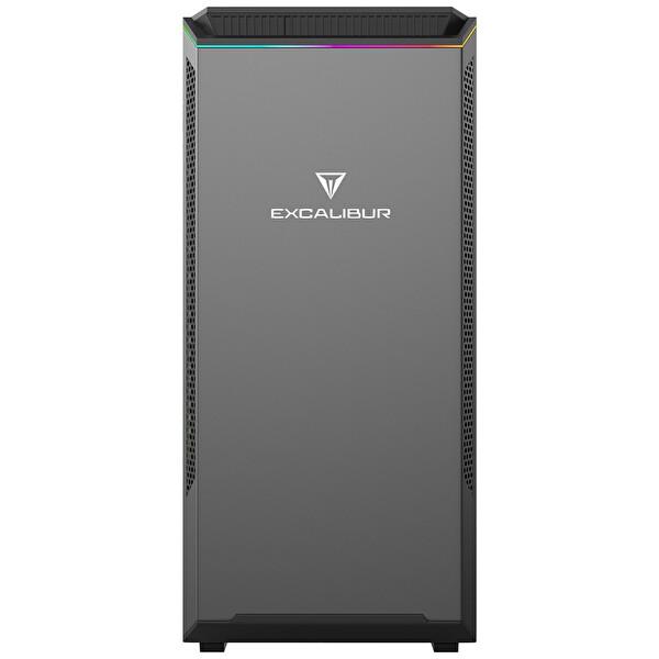 Casper Excalibur E600 Intel Core i5-10400 16 GB RAM 1TB HDD +240 SSD 1660 SUPER Win 10 Home Siyah Desktop