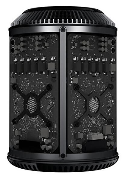 Apple Mac Pro Xeon E5 3.5Ghz 16GB Ram 256GB SSD 2x3GB AMD FirePRO D500 MD878TU/A