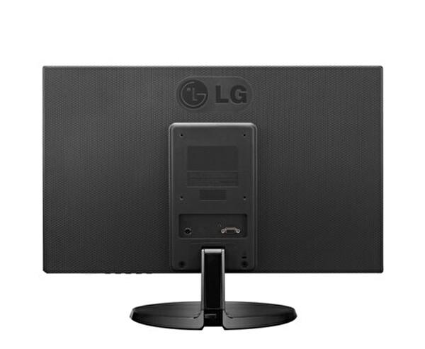 """LG 19M38 185"""" 1366X768 D-Sub (Vga) Led Monitor"""