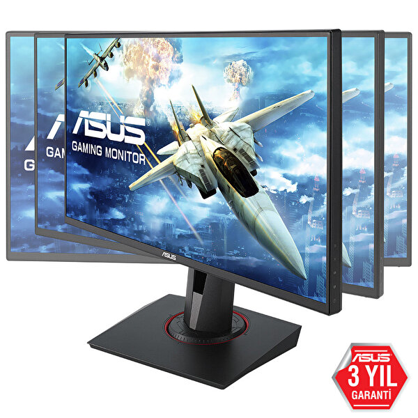 "ASUS 24,5 "" VG258QR 0,5Ms 165Hz Full HD HDMI DP FreeSync/G-Sync Gaming Monitör"